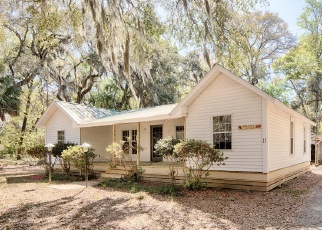 Pre Foreclosure in Bluffton 29910 MYRTLE ISLAND RD - Property ID: 1310011483