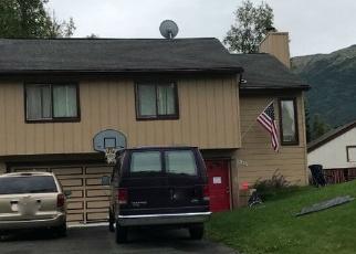 Pre Foreclosure in Eagle River 99577 GAVIN CIR - Property ID: 1310154703