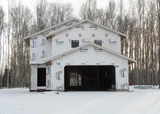 Pre Foreclosure in Wasilla 99654 S GRANITE LN - Property ID: 1310155582