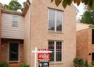 Pre Foreclosure in Falls Church 22043 HIGHBORO WAY - Property ID: 1310482303