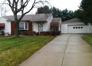 Pre Foreclosure in Akron 44312 SARAH DR - Property ID: 1310729319