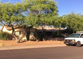Pre Foreclosure in Scottsdale 85257 E VILLA WAY - Property ID: 1311032397