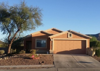 Pre Foreclosure in Tucson 85746 W TYBOLT DR - Property ID: 1311051677