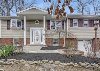 Pre Foreclosure in Rockaway 07866 SENECA AVE - Property ID: 1311185693