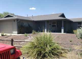 Pre Foreclosure in Rimrock 86335 N BARBARA LN - Property ID: 1311698109
