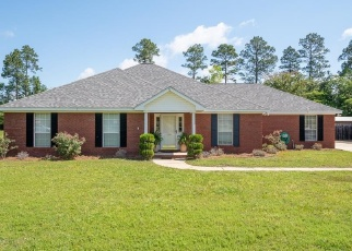 Pre Foreclosure in Saraland 36571 FOREST AVE - Property ID: 1311720456