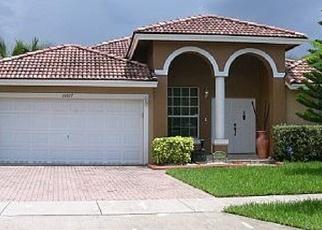 Pre Foreclosure in Miami 33196 SW 99TH LN - Property ID: 1311916220