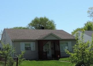 Pre Foreclosure in Hammond 46324 BIRCH AVE - Property ID: 1312087931