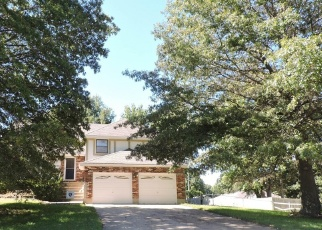 Pre Foreclosure in Shawnee 66218 MILLBROOK AVE - Property ID: 1312178582