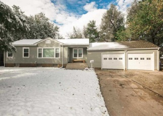 Pre Foreclosure in Mcpherson 67460 S HARTUP ST - Property ID: 1312184266