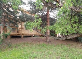 Pre Foreclosure in Littleton 80125 BROWN FOX TRL - Property ID: 1312743568