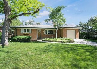 Pre Foreclosure in Broomfield 80020 W 4TH AVE - Property ID: 1312789556