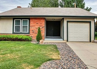 Pre Foreclosure in Broomfield 80020 CYPRESS ST - Property ID: 1312799626