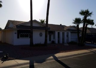 Pre Foreclosure in Sun City West 85375 W CASTLEBAR DR - Property ID: 1312941979