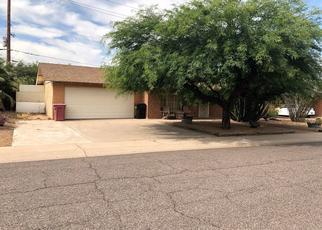Pre Foreclosure in Scottsdale 85257 E CORONADO RD - Property ID: 1313066346