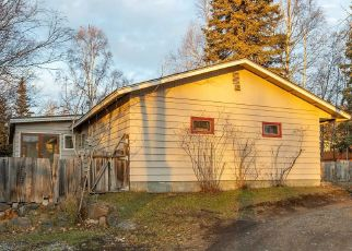 Pre Foreclosure in Eagle River 99577 BARONOFF AVE - Property ID: 1313083885