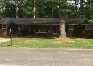 Pre Foreclosure in Anniston 36207 TERRY RD - Property ID: 1313146952
