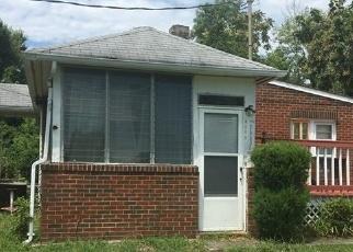 Pre Foreclosure in Williamsburg 23185 POCAHONTAS TRL - Property ID: 1313311620