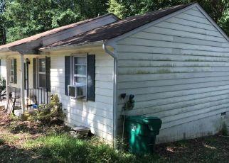 Pre Foreclosure in Richmond 23237 GREATBRIDGE RD - Property ID: 1313329577