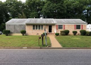 Pre Foreclosure in Richmond 23234 DALESHIRE DR - Property ID: 1313333964