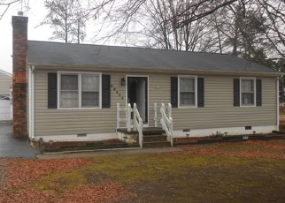 Pre Foreclosure in Petersburg 23803 HALLOWAY AVE - Property ID: 1313341849