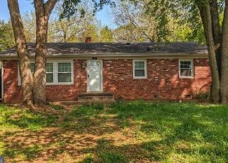 Pre Foreclosure in Warrenton 20186 PIEDMONT ST - Property ID: 1313372942