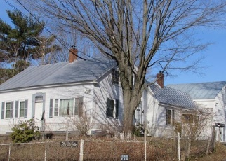 Pre Foreclosure in Skowhegan 04976 WATERVILLE RD - Property ID: 1313505641