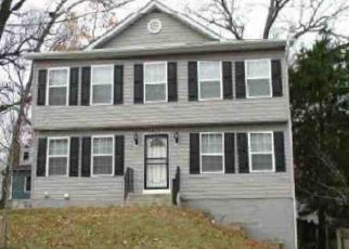 Pre Foreclosure in Capitol Heights 20743 QUO AVE - Property ID: 1313941421