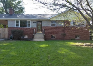 Pre Foreclosure in Accokeek 20607 DALE CT - Property ID: 1313942295