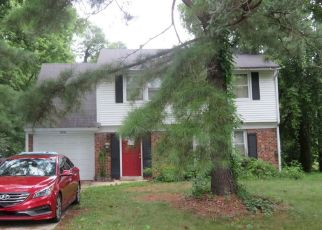 Pre Foreclosure in Bowie 20716 PORTLAND LN - Property ID: 1313945361