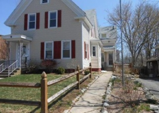 Pre Foreclosure in Whitman 02382 WILMOT ST - Property ID: 1313952369