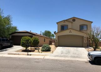 Pre Foreclosure in Tucson 85757 W BABBITT CT - Property ID: 1314008883