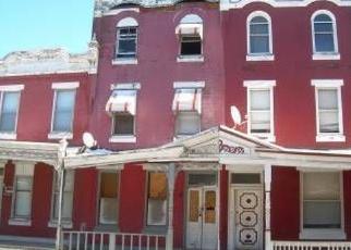 Pre Foreclosure in Philadelphia 19140 N CARLISLE ST - Property ID: 1314078513