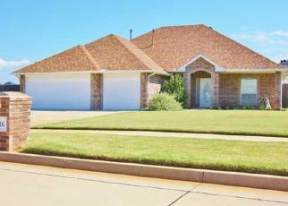 Pre Foreclosure in Mustang 73064 N AMETHYST WAY - Property ID: 1314390790