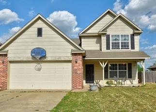 Pre Foreclosure in Kiefer 74041 DP NEWMAN CIR - Property ID: 1314429773