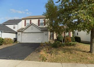 Pre Foreclosure in Grove City 43123 WINDING HOLLOW DR - Property ID: 1314496332