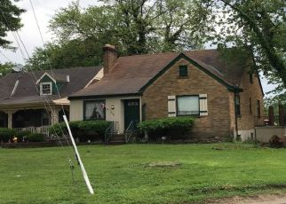 Pre Foreclosure in Cincinnati 45248 NEISEL AVE - Property ID: 1314507281