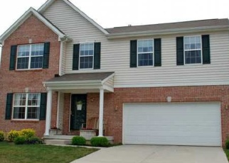Pre Foreclosure in Fishers 46038 ARVADA PL - Property ID: 1314615915