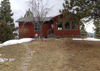 Pre Foreclosure in Helena 59602 NORTH SLOPE RD - Property ID: 1315098999
