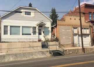 Pre Foreclosure in Butte 59701 W DALY ST - Property ID: 1315100749
