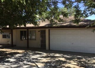 Pre Foreclosure in Yucca Valley 92284 RICHARD DR - Property ID: 1315129652