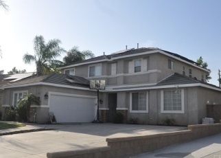 Pre Foreclosure in Corona 92880 ALEXANDRIA AVE - Property ID: 1315132717