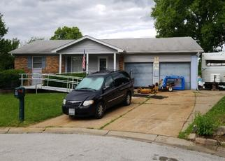 Pre Foreclosure in Saint Peters 63376 KINGSTON CT - Property ID: 1315144991