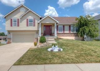 Pre Foreclosure in Wentzville 63385 STONE RUN BLVD - Property ID: 1315150228