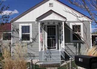 Pre Foreclosure in Grand Junction 81503 SANTA CLARA AVE - Property ID: 1315387615
