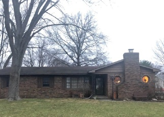Pre Foreclosure in Brownsburg 46112 WINDSOR RD - Property ID: 1315769975