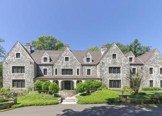 Pre Foreclosure in New Canaan 06840 WYDENDOWN RD - Property ID: 1316317884
