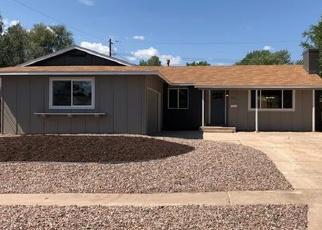 Pre Foreclosure in Colorado Springs 80910 GREENWOOD CIR - Property ID: 1316328831