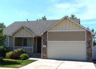 Pre Foreclosure in Loveland 80537 SAND GROUSE DR - Property ID: 1316390573