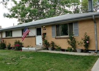 Pre Foreclosure in Littleton 80121 E WEAVER PL - Property ID: 1316405913